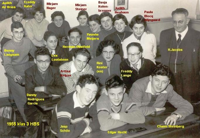 1955-klas 3HBS-met namen-onvoll