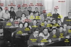 1955-klas II-met namen