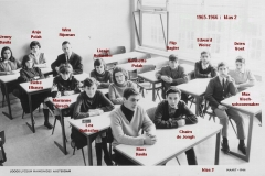 1965-1966-klas 2-met namen