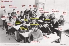1965-1966-klas 4B-met namen