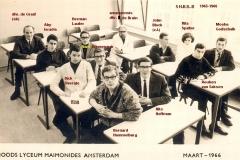 1965-1966-klas 5-B-met namen