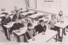 1965-1966-klas II-met namen