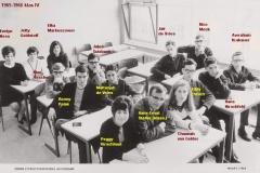 1965-1966-klas IV-met namen
