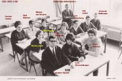 1965-1966-klas V-AB-met namen