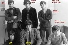 1969-1970-4A HBS-met namen