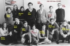1969-1970-4B-HBS-met namen