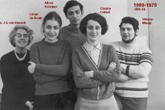 1969-1970-5A-HBS-met namen