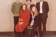 1970-1971-4A-HBS-met namen