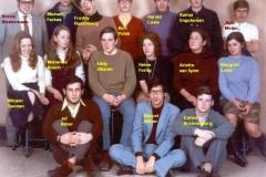 1970-1971-5 B-met namen