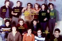1973-1974-5ath-havo-met namen-onvoll