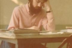 1974-docent-Evert Kleyn