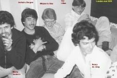 1977-1978-mei-londen-10-met namen