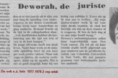 NIW-1988-bij 1977-1978-Deworah