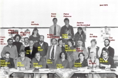 1978-1979-docenten-met namen