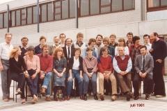 1980-1981-juli-docenten