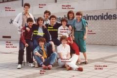 1981-1982-5 H-met namen