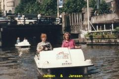 1984-1985-juli-Ellen&Ted
