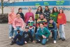 1992-1993-2M-met namen-onvoll