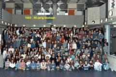 1993-1994-65-jarig bestaan