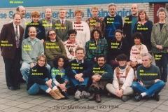 1993-1994-docenten-met namen
