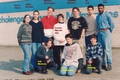 1995-1996-4V-met namen