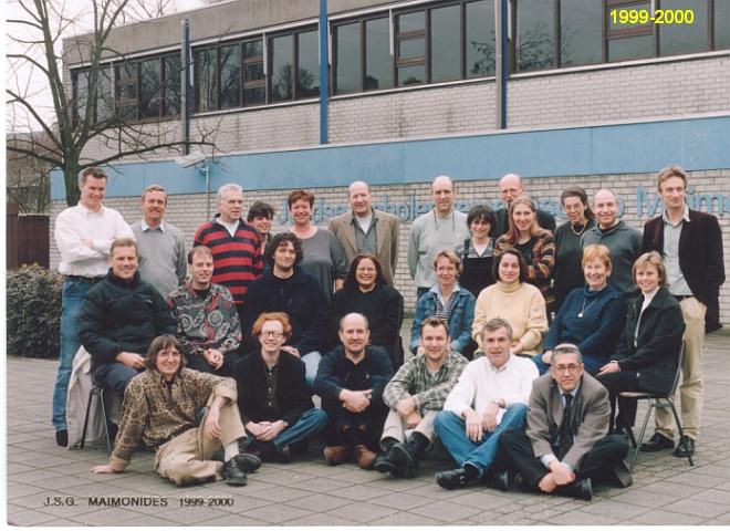 1999-2000-docenten