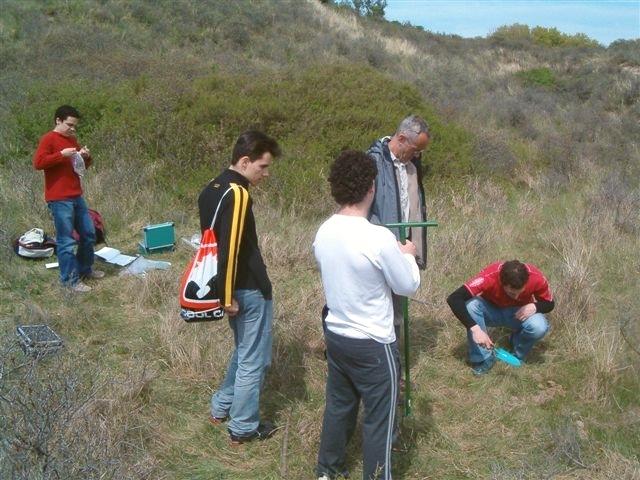 2003-2004-5V-bio-veldwerk-groep2