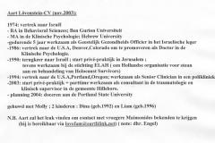 p09c-2003-Aart Lovenstein-cv-bij 1970-1971-3